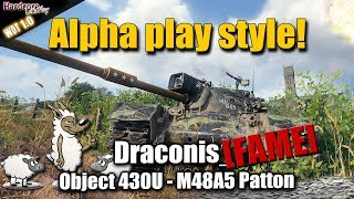 WOT: Do not be a sheep, play like a wolf! Draconis_ [FAME]  HD 1.0 WORLD OF TANKS