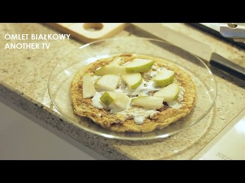 Another Tv Kuchnia Omlet Bialkowy Youtube