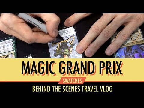 Magic Grand Prix Vlog