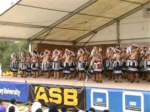 Wesley College Tongan grup 2010 PART 1