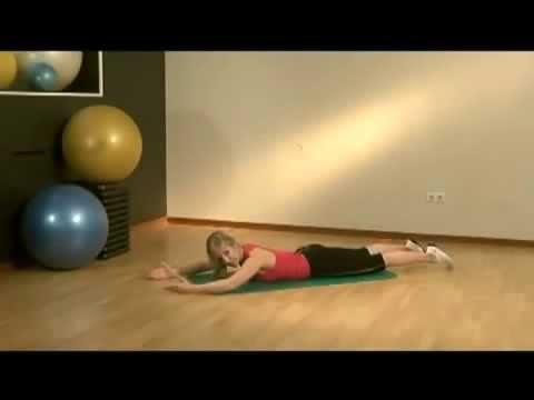 Фитнес после родов -