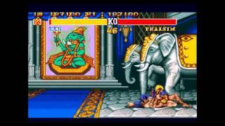 Street Fighter 2 PC + download link
