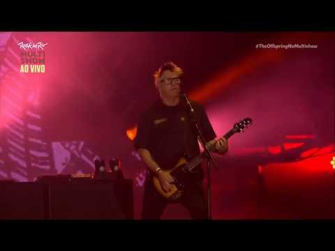 You're Gonna Go Far, Kid - The Offspring - Rock in Rio 2017