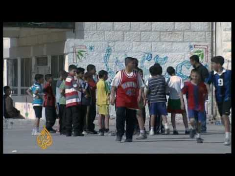 Young Palestinians In Israeli Jails