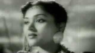 Man Dole Mere Tan Dole - Lata Mangeshkar, Vaijayanti Mala, Nagin Song