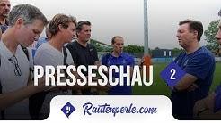 Fiete Arp: 20 Mio. Gehalt - 2,5 Mio Ablöse?! | Presseschau mit Kai Behrmann | HSV-Trainingslager