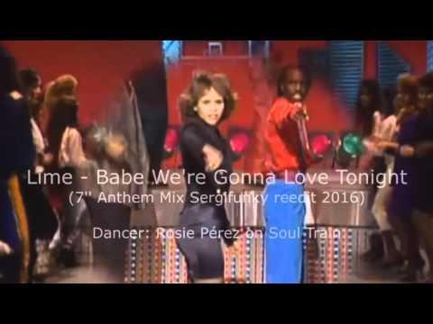 Lime - Babe We're Gonna Love Tonight (7'' Anthem Mix Sergifunky reedit 2016)