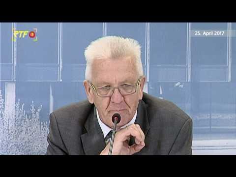 Kretschmann spricht Klartext – Heimliches Video vom Bundesparteitag der Grünen sorgt für Wirbel
