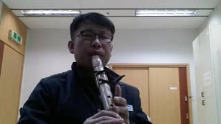 천년학-퉁소연주(윤석관)