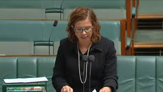 Parliament - 11 September 2018 - Veterans Entitlements Amendment Bill