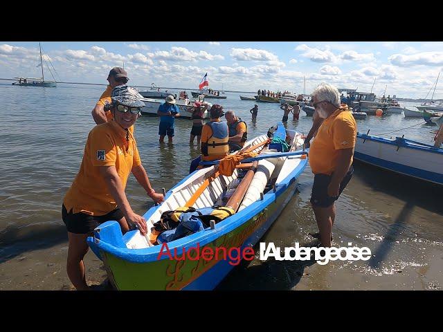 AUDENGE - Concours  des Interviews des Pinasseyres - Bassin d'Arcachon Ep 4 Pinasses à voile
