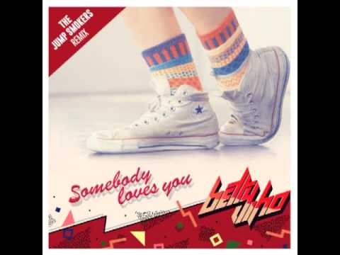 "Betty Who - ""Somebody Loves You"" (Jump Smokers Remix)"