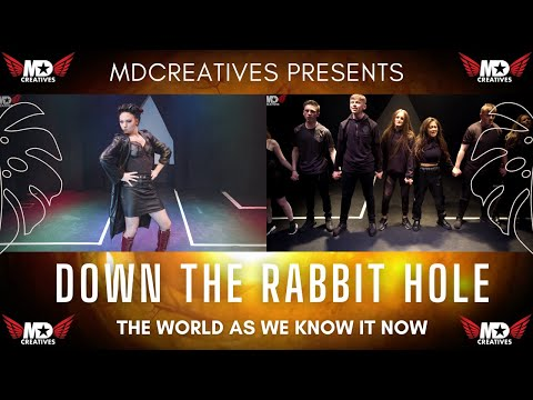 Down the Rabbit Hole | MD FASHION SHOW