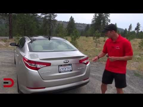 Here's the 2013 Kia Optima Hybrid Review on Everyman Driver