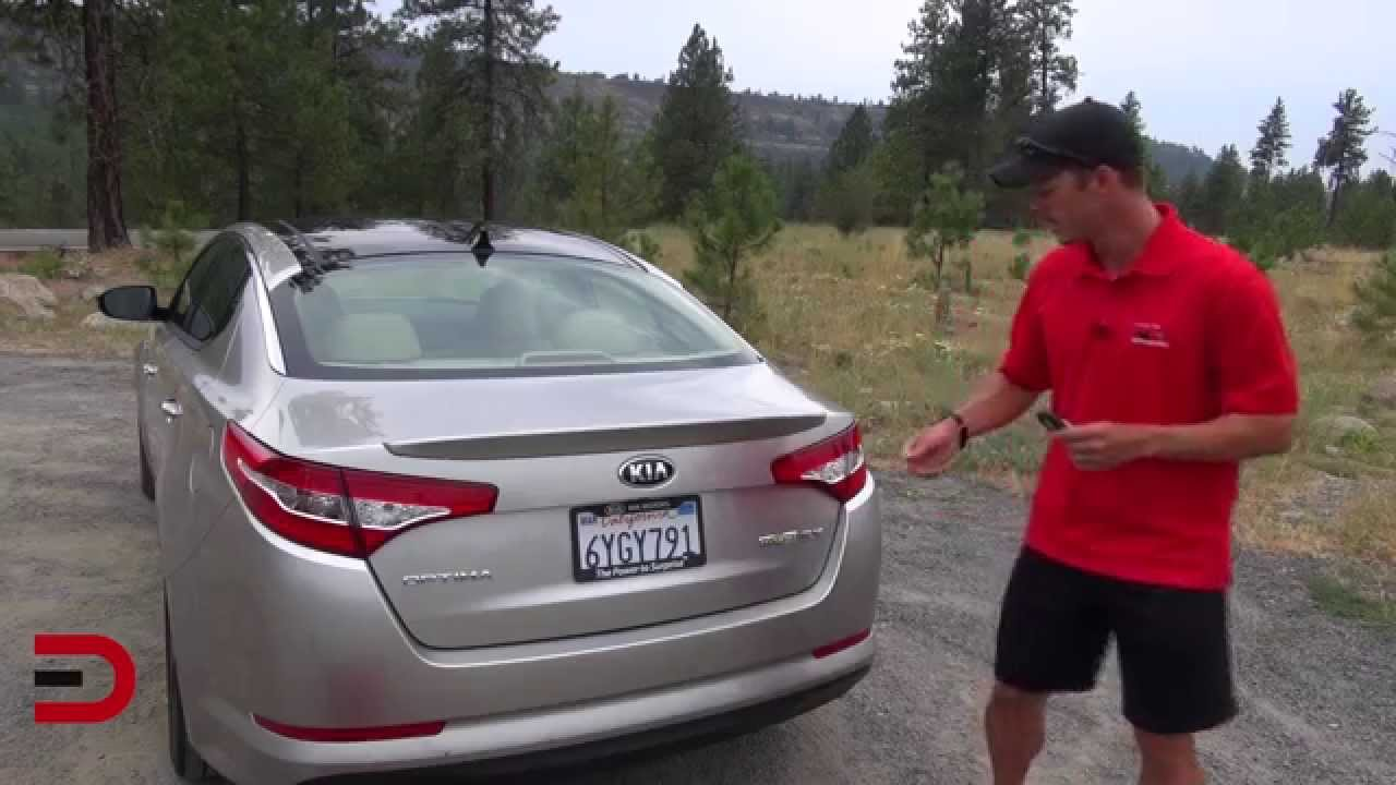 Hereu0027s The 2013 Kia Optima Hybrid Review On Everyman Driver