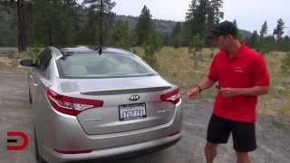 Kia Optima Hybrid 2013 Videos
