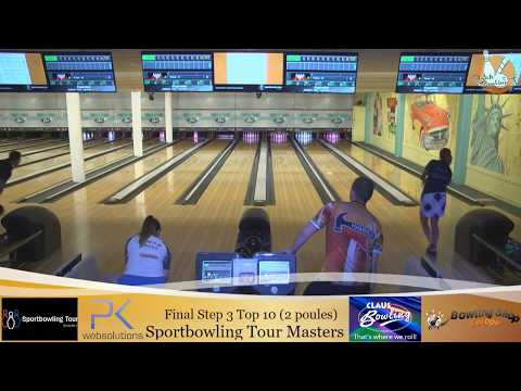 Sportbowling tour Masters 2017 (Final Step 3)