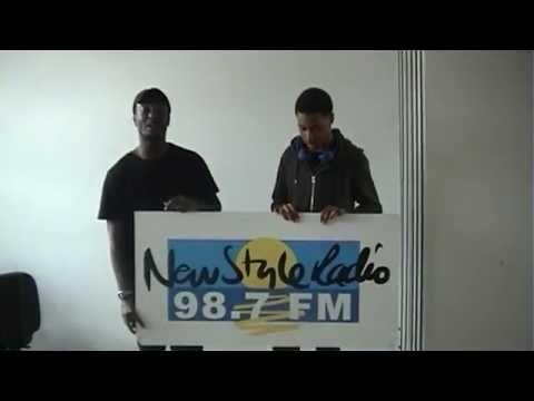 Brit School Nics Interview With DJ Rakeem on New Style Radio Birmingham