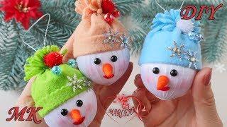 Boneco de Neve  Decoração da Arvore de Natal