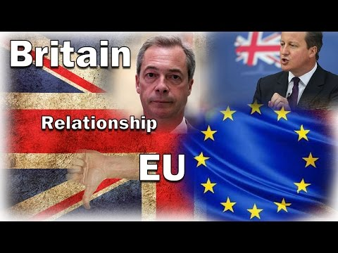 BIN Britain's relationship with the EU set to change
