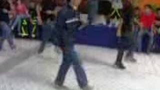 Yusof Ishak Secondary School Jumpstyle