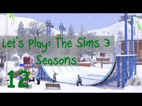 Let's Play: The Sims 3 Seasons - [Part 12] - Online Dating from YouTube · Duration:  21 minutes 52 seconds