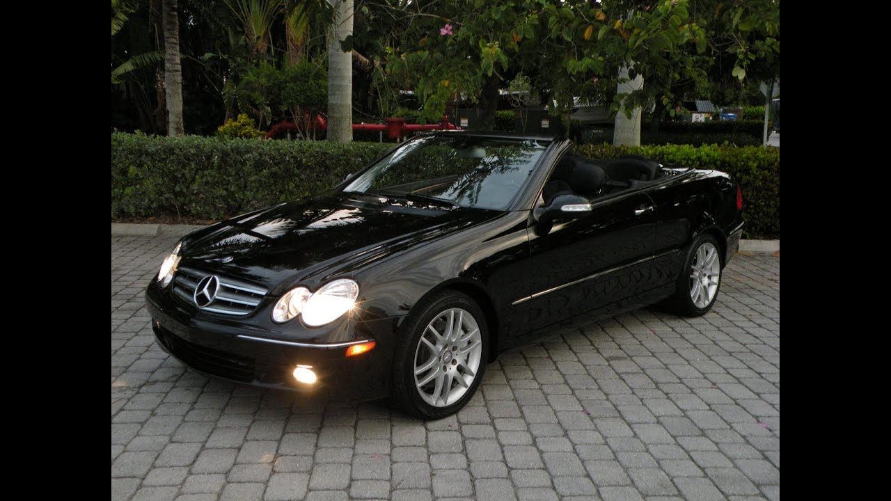 2009 mercedes benz clk350 convertible for sale auto haus