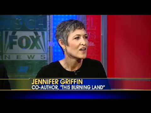 VIDEO: Fox ' Jennifer Griffin, Husband on New Book 'This Burning Land'
