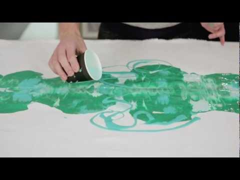 Interior Design — DIY Affordable & Easy Painted Art