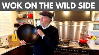 Lodge Wok: Seasoning, Cooking & Review