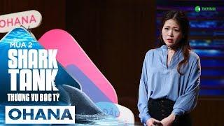 Tiếp Lửa Thế Hệ Trẻ, Hai Shark 8X Hồng Anh & Dzung Nguyễn Liên Minh Đầu Tư Vào Ohana