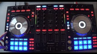 Pioneer DDJ-SX: How To Change Jog Wheel LEDs