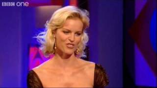 Eva Herzigova - Friday Night with Jonathan Ross - BBC One
