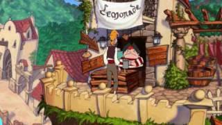 Monkey Island 3: Kenny Bocasucia