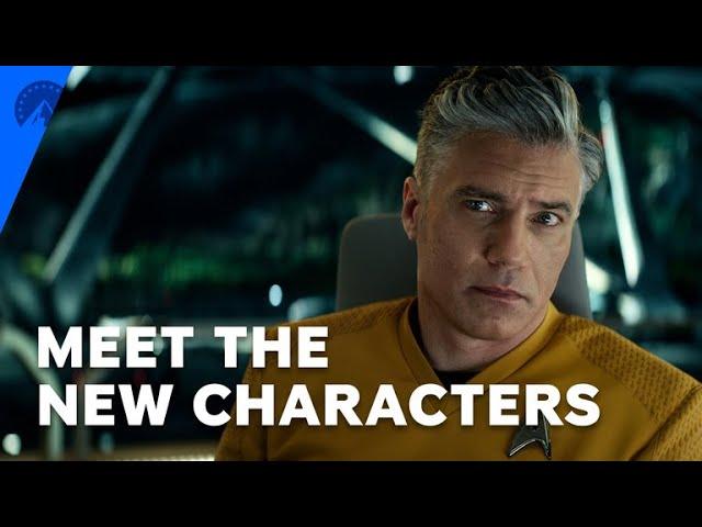 Meet The Cast Of Star Trek: Strange New Worlds | Paramount+