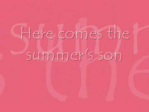 Texas - Summer Son Lyrics