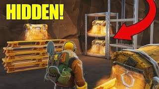 *NEW* Secret Loot Tunnels FOUND In Tilted Towers! Fortnite - Battle Royale! thumbnail