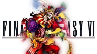 Character Analysis - Kefka (Final Fantasy VI)