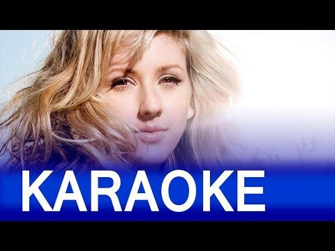 Karaoke Anything Could Happen - Ellie Goulding - CDG, MP4
