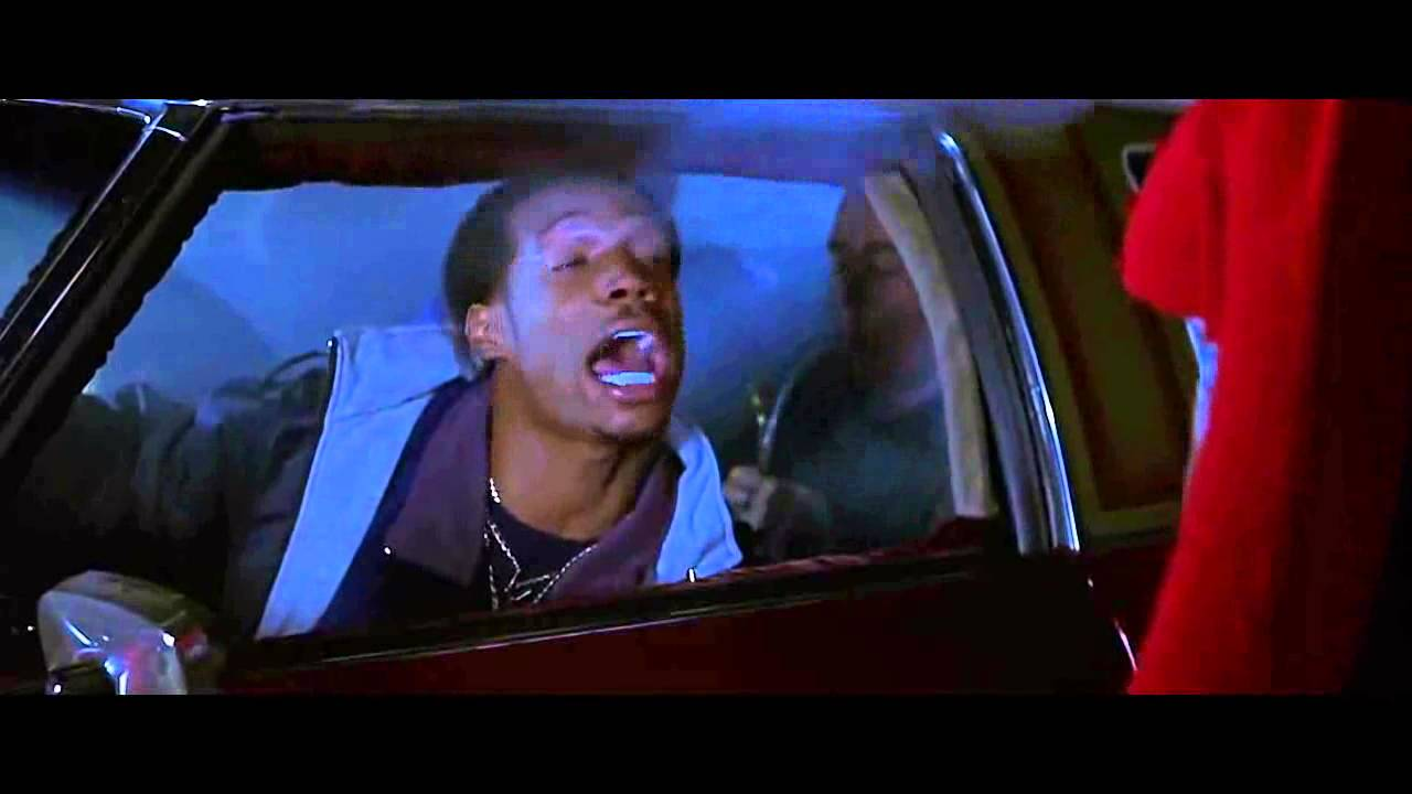 Scary Movie  Car Accident Movie