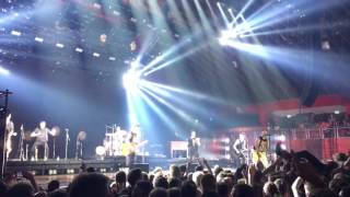 Broilers & Guido Donots - LIVE - Cigarettes and Whiskey - Münster 03.03.2017