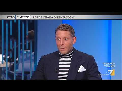 Otto e mezzo - Lapo e l'Italia di Renzusconi (Puntata 30/11/2017)
