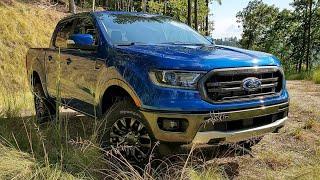 Review 2019 Ford Ranger Lariat!