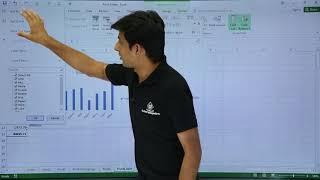 mS Excel - Pivot Chart