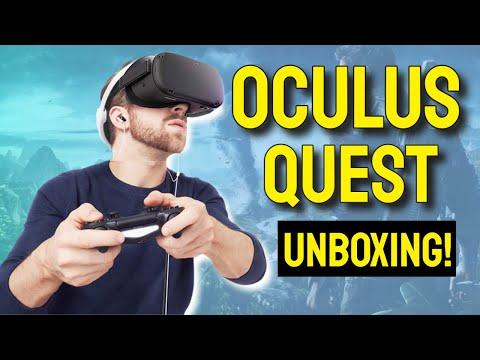 Oculus Quest Unboxing Disaster!
