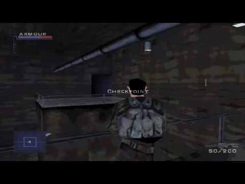 Syphon Filter® 2 | Slums District | PlayStation One