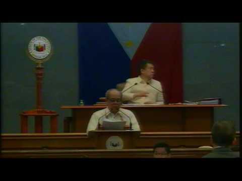 Senate Session No. 70 (March 6, 2017)