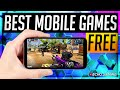 Top 10 Best FREE Mobile Games 2021