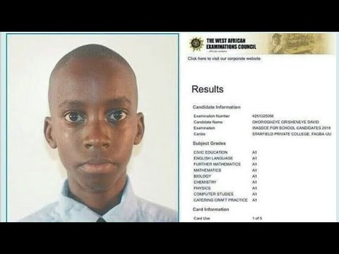 UNILAG Rejects Student With Best WAEC And JAMB Results Because He Is Below 16yrs Old