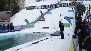 Co-winner Pond Skimming Championship Vail, CO 2012 Thumbnail